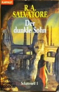 Der dunkle Sohn (Seria: Schattenelf 1 (Second Demon Wars Saga))
