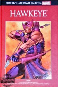 Hawkeye. (Seria: Superbohaterowie Marvela Tom 6)