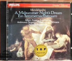 A Midsummer Night's Dream (Complete)