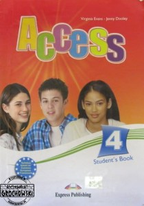 Access 4. Student's Book