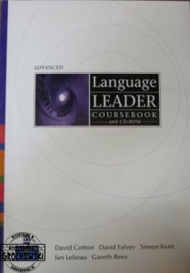 Language Leader Coursebook and CD-ROM. Advanced
