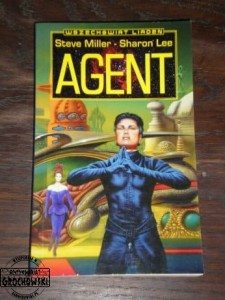Agent Steve Miller, Sharon Lee