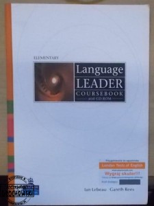 Elementary Language Leader Coursebook and CD-ROM
