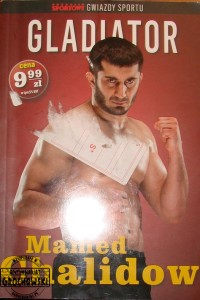 Gladiator. Mamed Chalidow (biografia)
