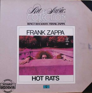 Hot Rats (Art & Music Collection 2)