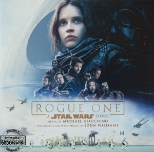 Michael Giacchino – Rogue One (A Star Wars Story) LP