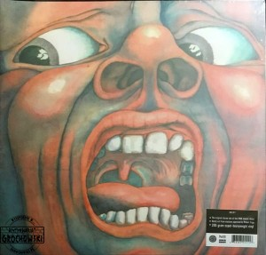 King Crimson – In The Court Of The Crimson King LP