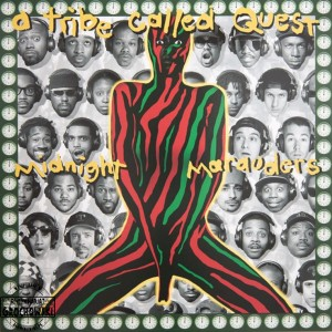A Tribe Called Quest – Midnight Marauders LP