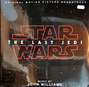 John Williams – Star Wars: The Last Jedi (Original Motion Picture Soundtrack) LP