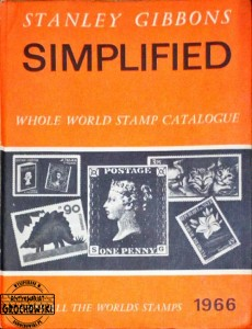 Stanley Gibbons simplified stamp catalogue. A priced catalogue of the postage stamps of the whole world, excluding varieties of paper, perforation, shade and watermark - Stanley Gibbons Ltd