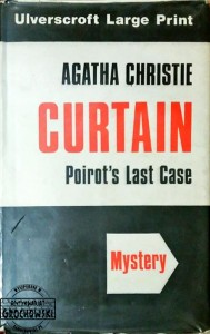 Curtain. Poirot's Last Case - Christie Agatha