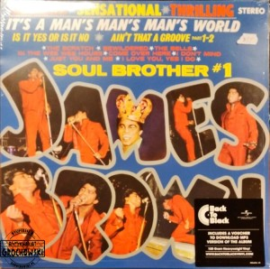 James Brown – It's A Man's Man's World: Soul Brother #1 LP