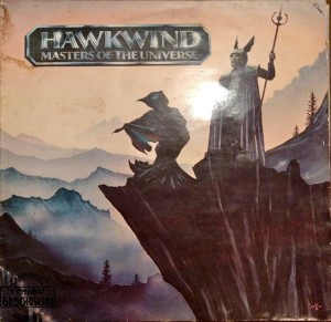 Hawkwind – Masters Of The Universe LP