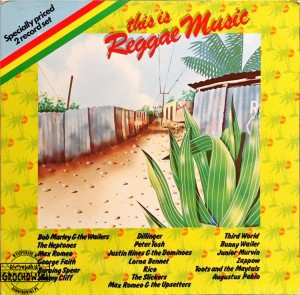 This Is Reggae Music LP
