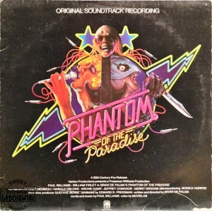 Phantom Of The Paradise - Original Soundtrack Recording LP