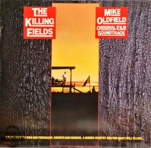 Mike Oldfield – The Killing Fields (Original Film Soundtrack) LP