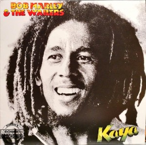 Bob Marley & The Wailers – Kaya LP