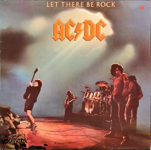 AC/DC – Let There Be Rock LP