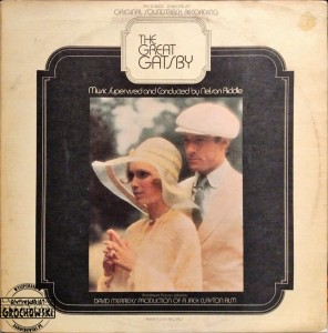Nelson Riddle – The Great Gatsby (Original Soundtrack Recording) LP