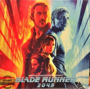 Hans Zimmer & Benjamin Wallfisch – Blade Runner 2049 (Original Motion Picture Soundtrack) LP