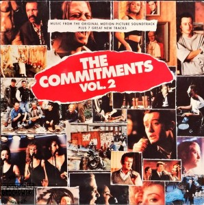The Commitments – The Commitments Vol. 2 (Music From The Original Motion Picture Soundtrack) LP