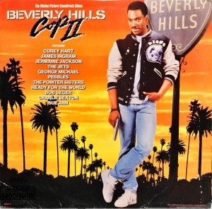 Beverly Hills Cop II (The Motion Picture Soundtrack Album) LP