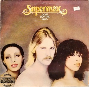 Supermax – Don't Stop The Music LP