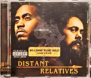 Nas & Damian Marley – Distant Relatives