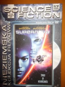 Supernova ( Nieziemska Kolekcja Filmowa - The Best of Science Fiction - Tom 17)