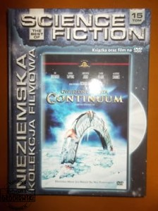 Gwiezdne wrota: Continuum (Nieziemska Kolekcja Filmowa - The Best of Science Fiction - Tom 17