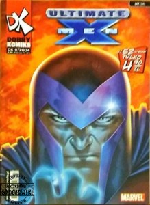 Ultimate X-men 11/2004