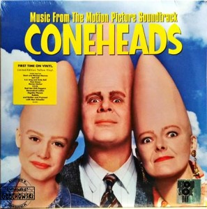 Coneheads (Music From The Motion Picture Soundtrack)