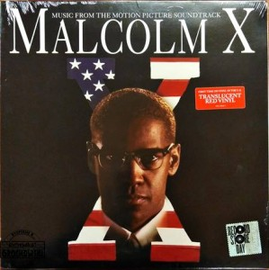 Malcolm X Music From The Motion Picture