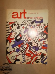 Art and Artists (November 1975)