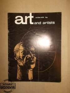 Art and Artists (October 1976)